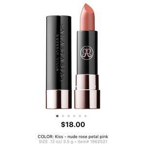 Anastasia Beverly Hills Matte Lipstick Mini - Kiss